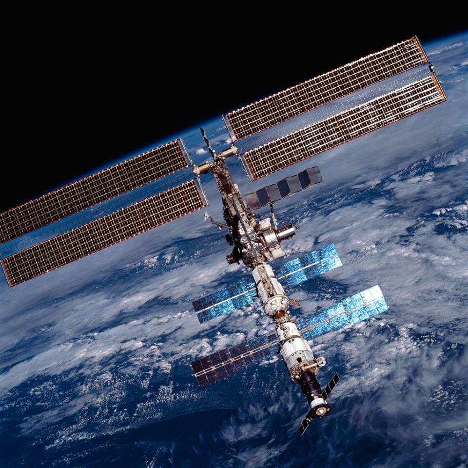 RS0ISS & NA1ISS & ON1ISS – International Space Station (ISS)