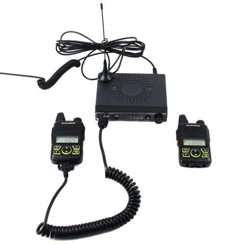 das neue Baofeng MINI-1 Mobile Radio 15W UHF 400-420MHz