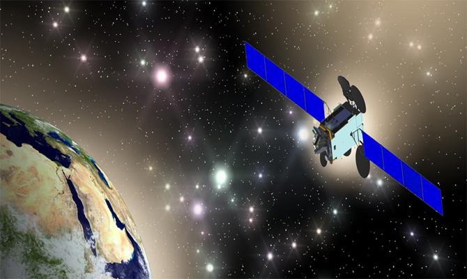 Satelliten Es'hail-2