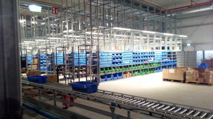 Logistikzentrum, Hausmesse, Betriebsführungen, Sonderangebote , Reichelt Elektronik , Sande,