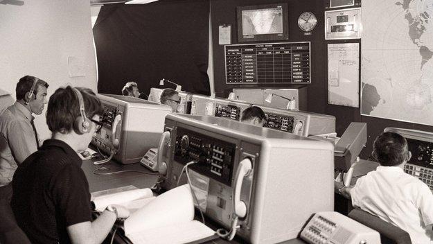 HappyBirthday ESOC! Wir feiern heute 50 Jahre ESA-Kontrollzentrum in Darmstadt!