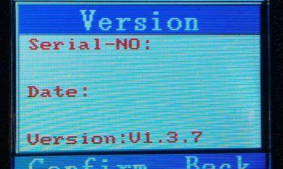 Ailunce HD1 Firmwareupdate 1.3.7