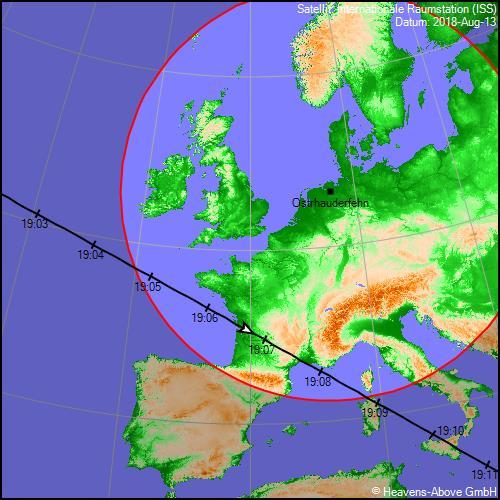 Alle Satelliten Frequenzen