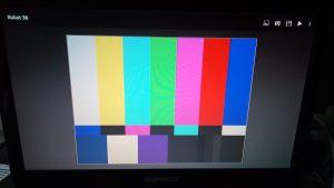 Robot36 zum senden von SSTV Bildern
