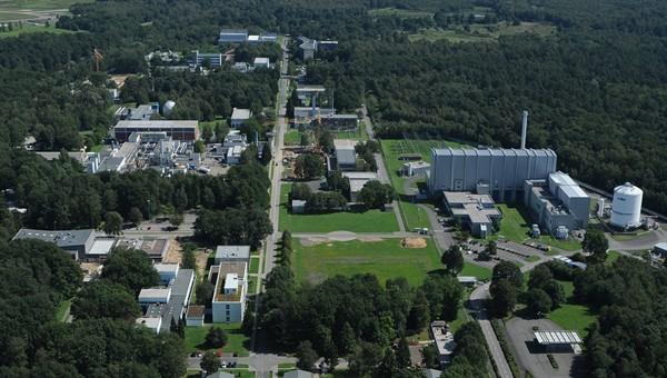 das Deutsche Zentrum für Luft- und Raumfahrt (DLR) in Köln