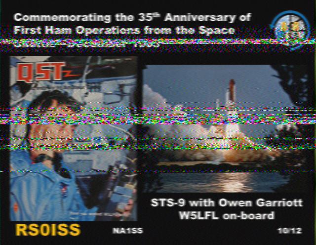 #internationalspacestation #sstv #iss #hamradiooperator #hamradio #yaesu #qsstv #linux #linuxmint  #nasa #esa #europeanspaceagency #lowcosthamradio #hamstuff #hamspirit #retevis #amateurradio #radioamateur #vfdb