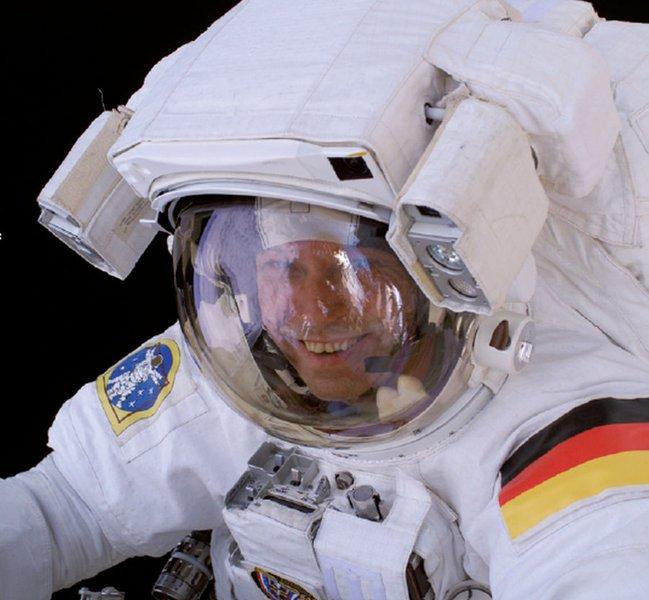 """""""Die Erkundung des Weltraums – von der ISS zu Mond und Mars"""""""