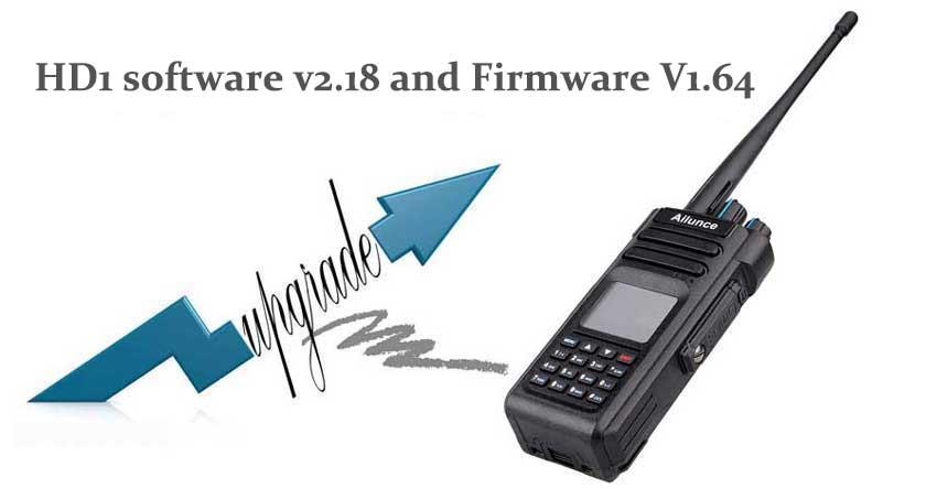 Ailunce HD1 Firmware 1.64 veröffendlicht.