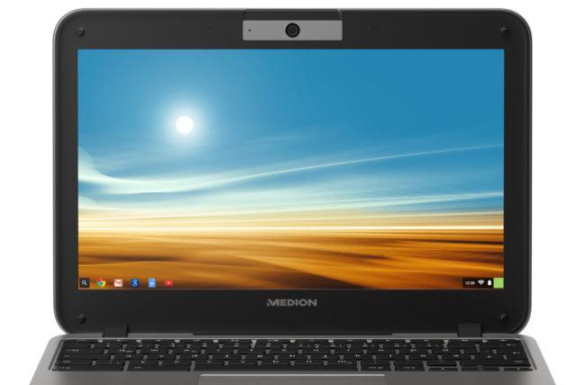 Amateurfunk mit Chromebook und Chrome OS / Android