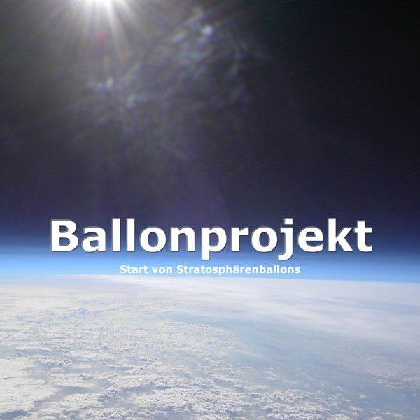 DL0PTB – Ballonstart